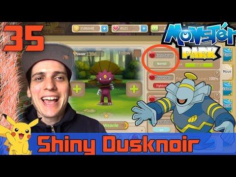 Reset Dusknoir y Falso tortazo - Hey Monster / Pokemon Remake