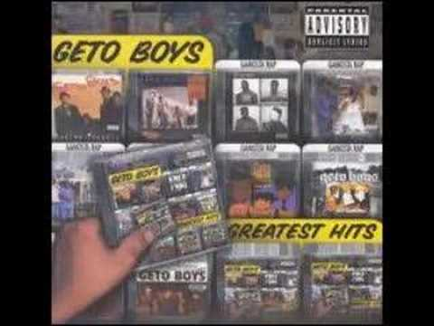 Geto boys - Straight Gangstaism