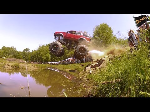 Dan Perkins Mega Mud 2014 Music Videos