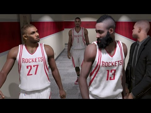 NBA 2K15 PS4 My Career - Mentors!