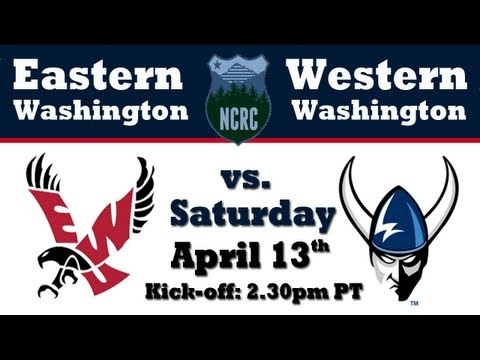 NCRC Championship: Eastern Washington vs. Western Washington