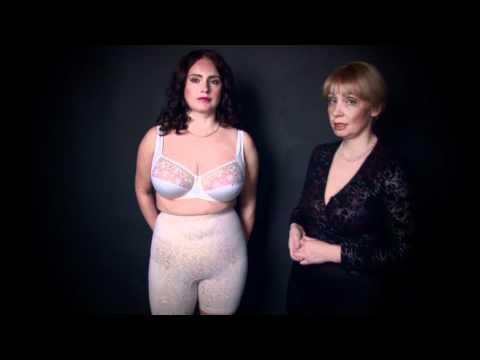 Видео как выбрать корректирующее белье