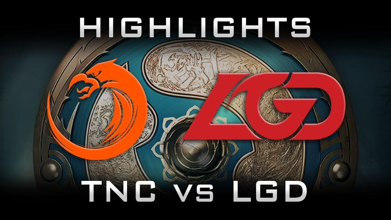 TNC vs LGD TI7 Highlights The International 2017 Dota 2