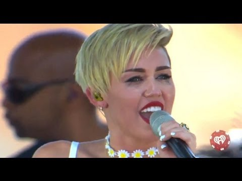 Miley Cyrus Cries During