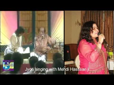 Pyar Bhare Do Sharmile Nain Jyoti Tribute Mehdi Hassan