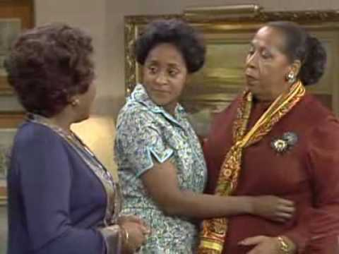 The Jeffersons - The Visitors Part 1 of 3
