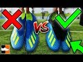Which X18 For You? Do You Choose Salah Or Bale's Boots?...