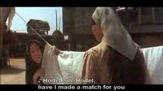 Fiddler on the roof - Matchmaker ( with subles )