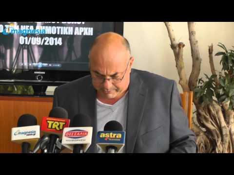 Σκάνδαλο στα σφαγεία κατήγγειλε ο Δήμαρχος Βόλου Αχ. Μπέος