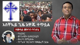 News Analysis: Mesay Mekonnen on State of Emergency | Bahir Dar | Dombidolo | Wells