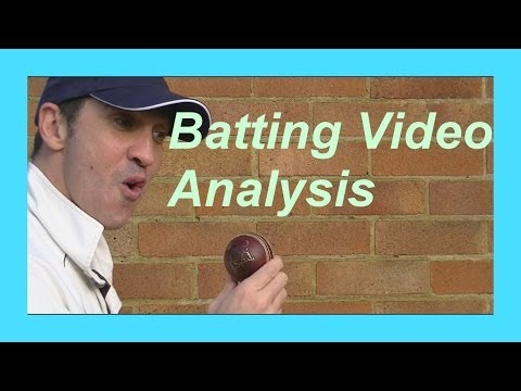 Hd Cricket Video Analysis Batting Coaching For Coaches #2 video