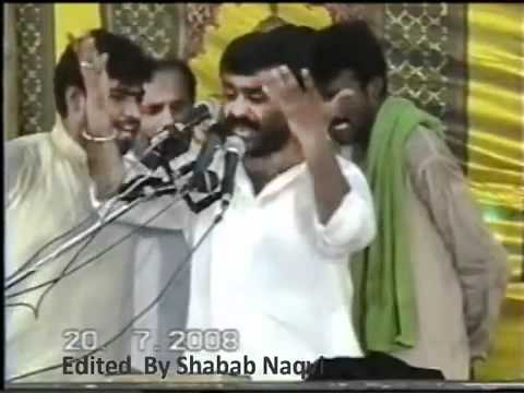 Qasida On Dr Israr (la) - Qazi Wasim Of Khanewal In  Lahore - video