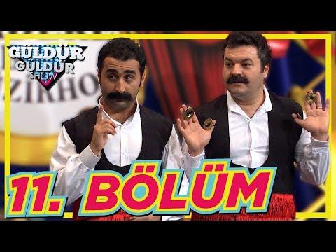 Güldür Güldür Show 11. Bölüm Tek Parça Full HD