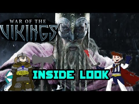 Pre-Alpha War Of The Vikings: Inside Look and Review