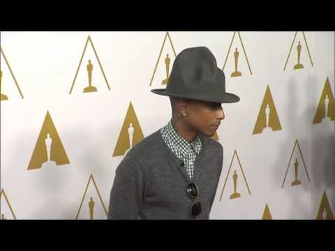 Pharrell Hat Auction Auction For Pharrell's Hat