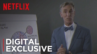 Hooked On Netflix?! Bill Nye Reveals The Truth | Netflix