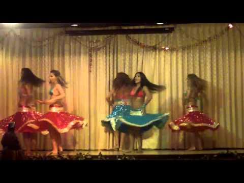 Bollywood Fusion Dance   Zara Zara Touch Me,aaja Nachle, Saiyaan Re, Sheila Ki Javani video