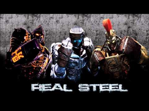 real steel song