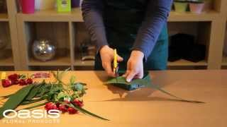 OASIS® Floral Products ~ How To ~ Heart