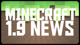 Minecraft News: DUAL WIELDING, OFF-ARM, AND MORE! (MC 1.9 NEWS)