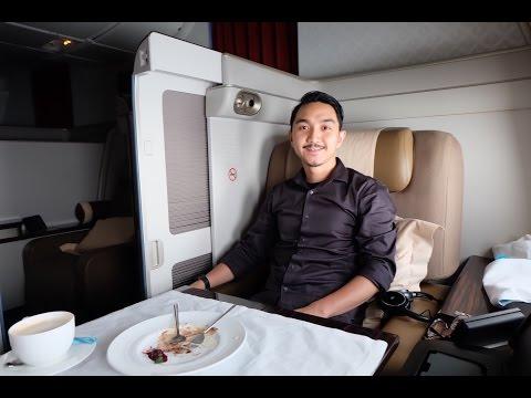 #LVLFS 011 - GARUDA INDONESIA FIRST CLASS 777-300ER