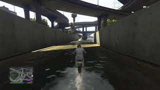 Gta 5 Crazy Bike Cinematics with crashing *Crazy moment*