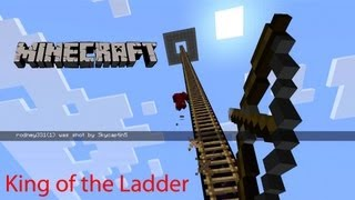 Minecraft Xbox PVP: King of the Ladder