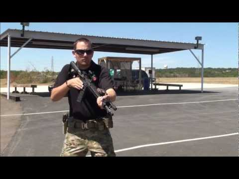 Alamo Tactical Training: Proper Grip Of A Rifle Image 1