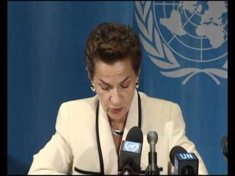MaximsNewsNetwork: U.N. CLIMATE CHANGE CHIEF CHRISTINA FIGUERES: POVERTY & GLOBAL WARMING (UNTV)