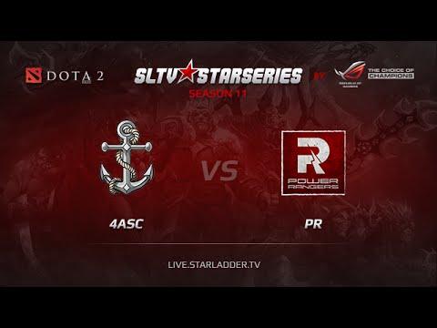 4Anchors vs PR SLTV Europe Season 11 Day 19