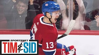 Max Domi Discusses Montreal Canadiens Franchise Outlook And What It Means To Be A Hab