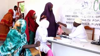 Adale Free Medical Check-up By Center For Community Awareness CCA