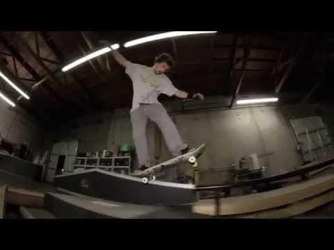 Chris Joslin OC Ramps Skateboarding