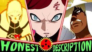 All 5 Kage in Boruto - Honest Naruto Descriptions