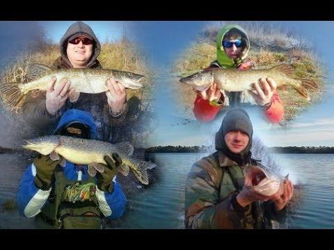 Ostatnie Ryby Sezonu (Wędkarstwo Spinningowe) Szczupaki