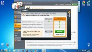 Aktivace Avast Free Antivirus + Zadání Licenčního Klíče (PlayCZ) HD 720p