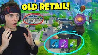 i can only use old retail row loot to win... (very shocking)