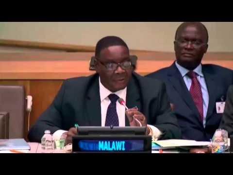Malawi commits to 90-90-90 UNAIDS targets