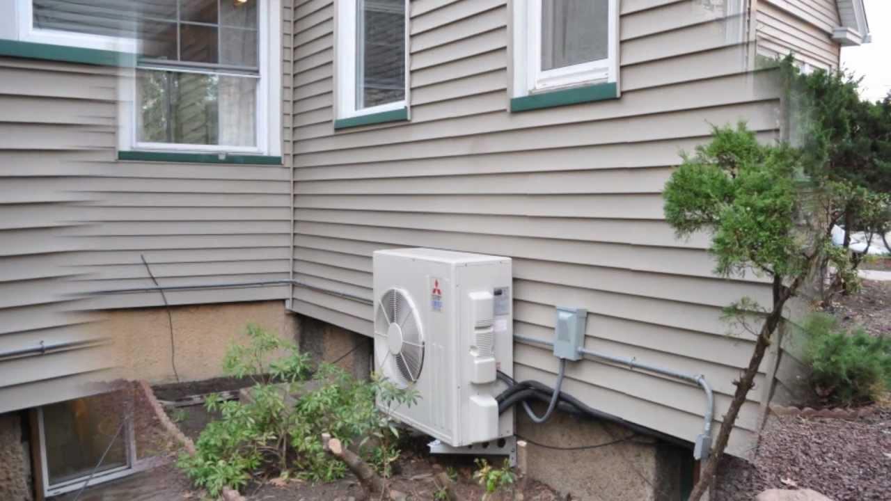 Mitsubishi Mszfe18na Muzfe18na Hyper Heating Ductless Air