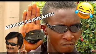 Funniest African movie action scenes ever ft.Triggered Insaan