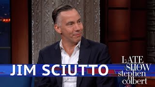 Jim Sciutto: 'Star Wars' Like Conflict Is Actually Happening
