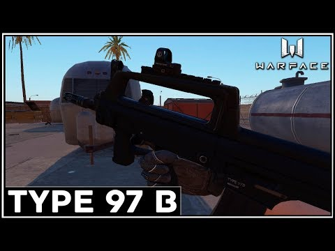 Warface Type 97B Nova Arma de GP - Gameplay e Review