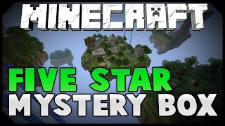 OPENING 10 MYSTERY BOXES! Includes Five Star Mystery Box ( Hypixel Skywars )