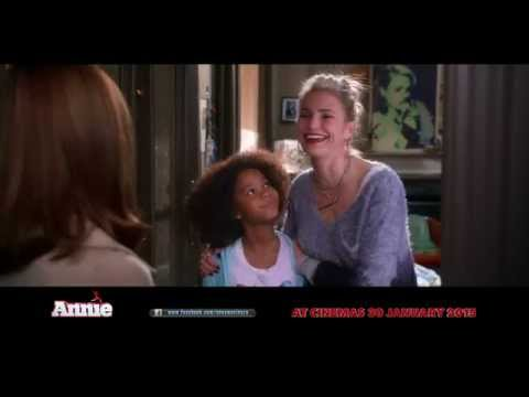 Annie Official Trailer