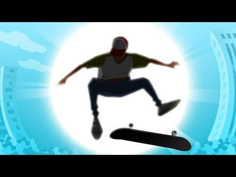 OlliOlli2: Welcome to Olliwood - Official Trailer