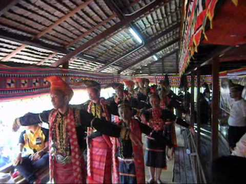 Dusun Lotud Tuaran Cultural Show video
