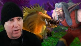 Questing in Classic WoW is Harder Than I Remember... (Swifty WoW Classic Beta Gameplay)