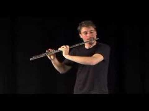 Beatboxing flute inspector gadget remix