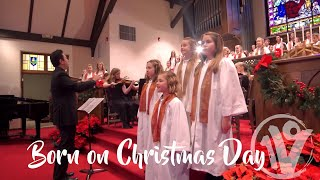 Watch Kristin Chenoweth Born On Christmas Day video