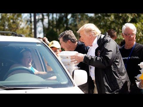 «У него все виноваты, кроме него самого». Как меняется публичный образ Дональда Трампа